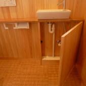 1階トイレの手洗い場