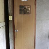 出入口ドア